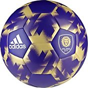 adidas Orlando City Team Mini Soccer Ball