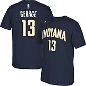 adidas Youth Indiana Pacers Paul George #13 Navy T-Shirt
