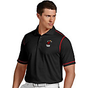 Antigua Men's Miami Heat Icon Heat Performance Polo