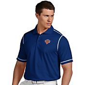 Antigua Men's New York Knicks Icon Knicks Performance Polo
