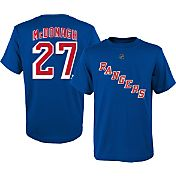 Reebok Youth New York Rangers Ryan McDonagh #27 Player T-Shirt