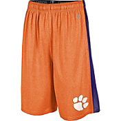 Champion Men's Clemson Tigers Orange Training Shorts