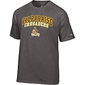 Champion Men's Valparaiso Crusaders Grey T-Shirt