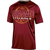 Champion Men's Iowa State Cyclones Cardinal Impact Basketball T-Shirt