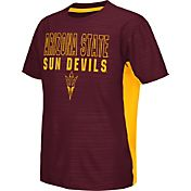 Colosseum Athletics Youth Arizona State Sun Devils Maroon Vault T-Shirt