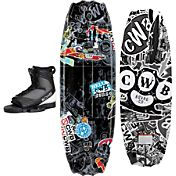 Connelly Youth Surge Wakeboard Package