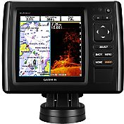 Garmin echoMAP 54cv Coastal CHIRP Fish Finder / Chartplotter Combo