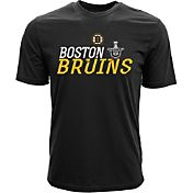 Levelwear Youth 2017 NHL Stanley Cup Playoffs Boston Bruins Black T-Shirt