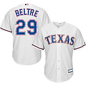 Majestic Youth Replica Texas Rangers Adrian Beltre #29 Cool Base Home White Jersey