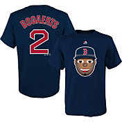 Majestic Youth Boston Red Sox Xander Bogearts Emoji Navy T-Shirt