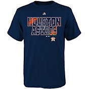 Majestic Youth Houston Astros Spark Navy T-Shirt