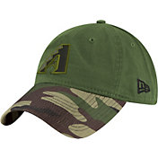 New Era Men's Arizona Diamondbacks 9Twenty 2017 Memorial Day Camo Adjustable Hat