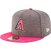 New Era Men's Arizona Diamondbacks 59Fifty 2017 Mother's Day Authentic Hat