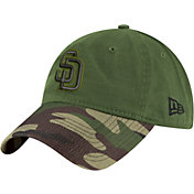 New Era Men's San Diego Padres 9Twenty 2017 Memorial Day Camo Adjustable Hat