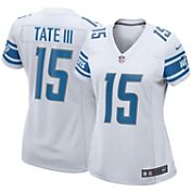 Nike Women's Away Game Jersey Detroit Lions Golden Tate #15