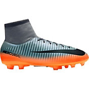 Nike Kids' Mercurial Victory VI CR7 Dynamic Fit FG Soccer Cleats