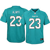Nike Youth Home Game Jersey Miami Dolphins Jay Ajayi #23