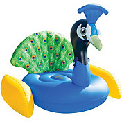 Cococabana Peacock Inflatable Pool Float