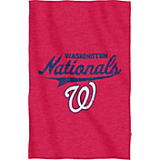 Northwest Washington Nationals Sweatshirt Blanket
