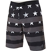 O'Neill Men's Hyperfreak Star Spangled Board Shorts