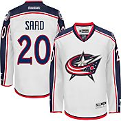 Reebok Men's Columbus Blue Jackets Brandon Saad #20 Premier Replica Away Jersey