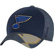Reebok Men's St. Louis Blues Structured Flex Hat