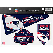 Rico  AFC Champions New England Patriots Magnet Set