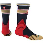 Stance New Orleans Pelicans On Court Core Crew Socks