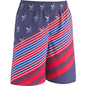 Under Armour Boys' Stars and Stripes Volley Shorts