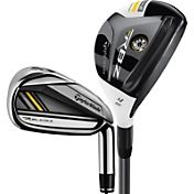TaylorMade RocketBladez HP Hybrid/Irons - (Graphite/Steel) 3-4H, 5-PW