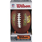 Wilson Junior NFL Tailgate Football Pump and Tee Set