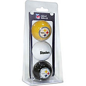 Team Golf Pittsburgh Steelers Golf Balls – 3 Pack