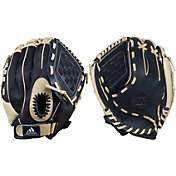 adidas 9.5' T-Ball Triple Stripe Series Glove