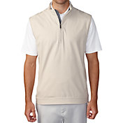 Ashworth Men's Stretch Wind Half-Zip Golf Vest
