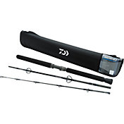 Daiwa Saltiga G Travel 3-Piece Casting Rods