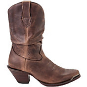 Durango Women's Brown Sultry Slouch Western Boots