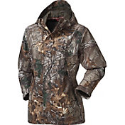 Field & Stream Women's Every Hunt Lined Camo Rain Jacket