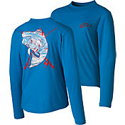 Field & Stream Youth Graphic Long Sleeve Technical Shirt