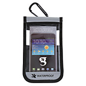 geckobrands Waterproof iPhone 6 Plus/Galaxy/Large Mobile Phone Dry Case