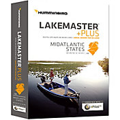 Humminbird Lakemaster MidAtlantic States PLUS Map Card