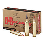 Hornady .22 Hornet V-MAX Rifle Ammunition – 35 Grain