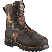 Irish Setter Men's Gunflint II 10'' Mossy Oak Break-Up Infinity 1000g Waterproof Field Hunting Boots