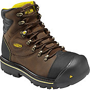 "KEEN Men's Milwaukee 6"" Steel Toe Work Boots"