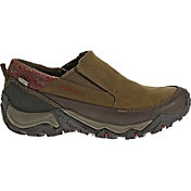Merrell Women's Polarand Rove Moc Waterproof Slip-On Casual Shoes