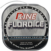 P-Line Floroice Ice Fishing Line