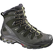 Salomon Men's Quest 4D 2 Mid GORE-TEX Hiking Boots