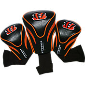 Team Golf Cincinnati Bengals 3-Pack Contour Headcovers