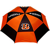 "Team Golf Cincinnati Bengals 62"" Double Canopy Umbrella"