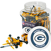 Team Golf Green Bay Packers 175 Count Golf Tee Jar