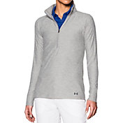 Under Armour Women's Zinger Quarter-Zip Golf Pullover